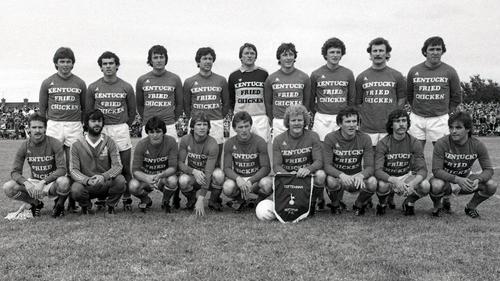 The Limerick United team of 1981/82