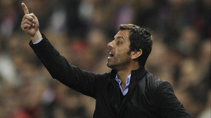 Quique Sanchez Flores says he will have to discuss the clause in his contract at the end of the season