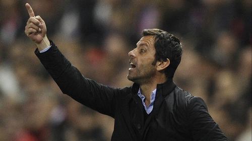 Quique Sanchez Flores preferred to focus on Espanyol's cup exploits