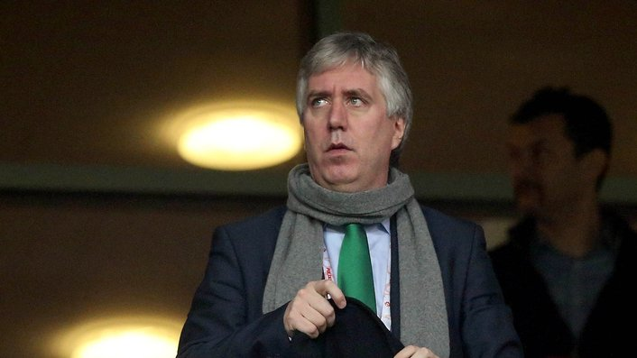 Letter sent to Oireachtas Committee from FAI about €5 million from FIFA