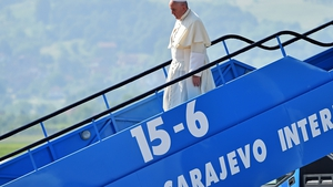 The visit by Francis to Sarajevo comes 20 years after the end of the 1992-95 war