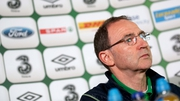 LIVE: Republic of Ireland press conference