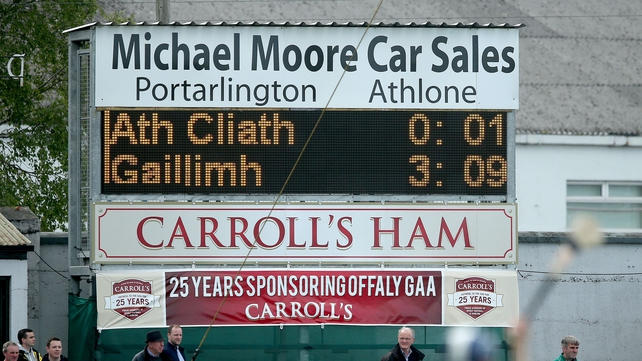 Mannion bags hat-trick as Galway trounce Dublin