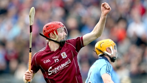 Cathal Mannion scored three goals as Galway crushed Dublin