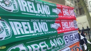 Ireland and England will clash once again