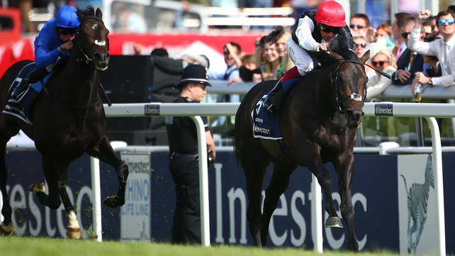 Arc could mark the end for Golden Horn