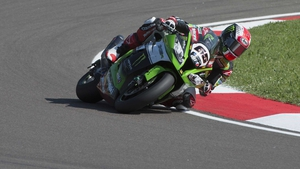 Jonathan Rea has a 124-point lead at the top of the rider standings