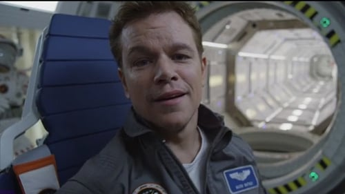 Damon - Joined in The Martian by Jessica Chastain, Sean Bean and Kate Mara