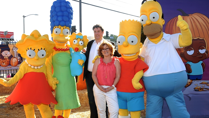 Al Jean Nancy Cartwright (the voice of Bart Simpson) and the Simpson family & Bart Simpson to be killed in Halloween special