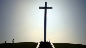 The Papal Cross in Dublin's Phoenix Park. Photo: Aneesh Rahim