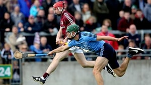 Galway demolished Dublin 5-19 to 1-18