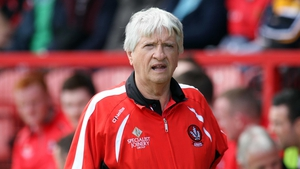 Brian McIver's Derry face Doengal or Armagh next