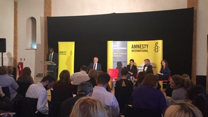 Amnesty says 4,000 women a year are forced to travel outside Ireland to terminate their pregnancy