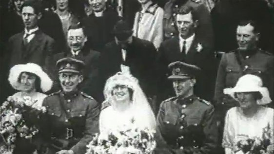 Wedding of Seán MacEoin