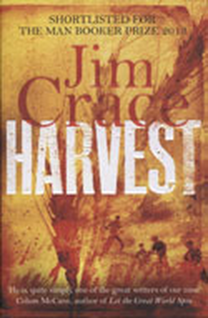 "IMPAC shortlist - ""Harvest"" by Jim Crace"