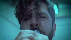 Foals (singer Yannis Philippakkis pictured) - Album expected later this year