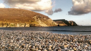 A scene from Achill Island, Co Mayo (Pic: Tommy English)