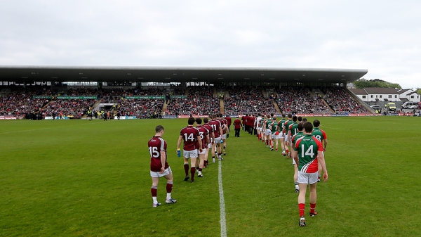 Galway and Mayo have met a total of 84 times in Connacht