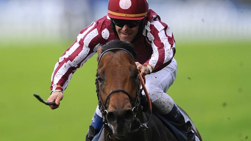 Jockey Olivier Peslier will attempt to win his first St James's Palace Stakes on Make Believe at Royal Ascot