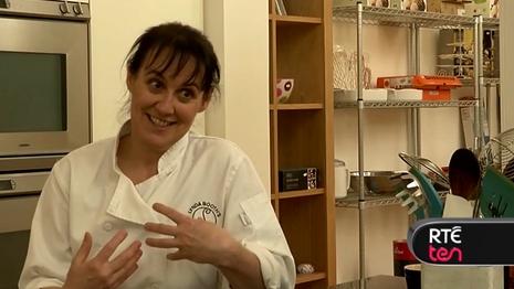 Watch! Lynda Booth on Taste of Dublin