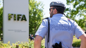 FIFA confirmed it has handed over IT data to the Swiss attorney general