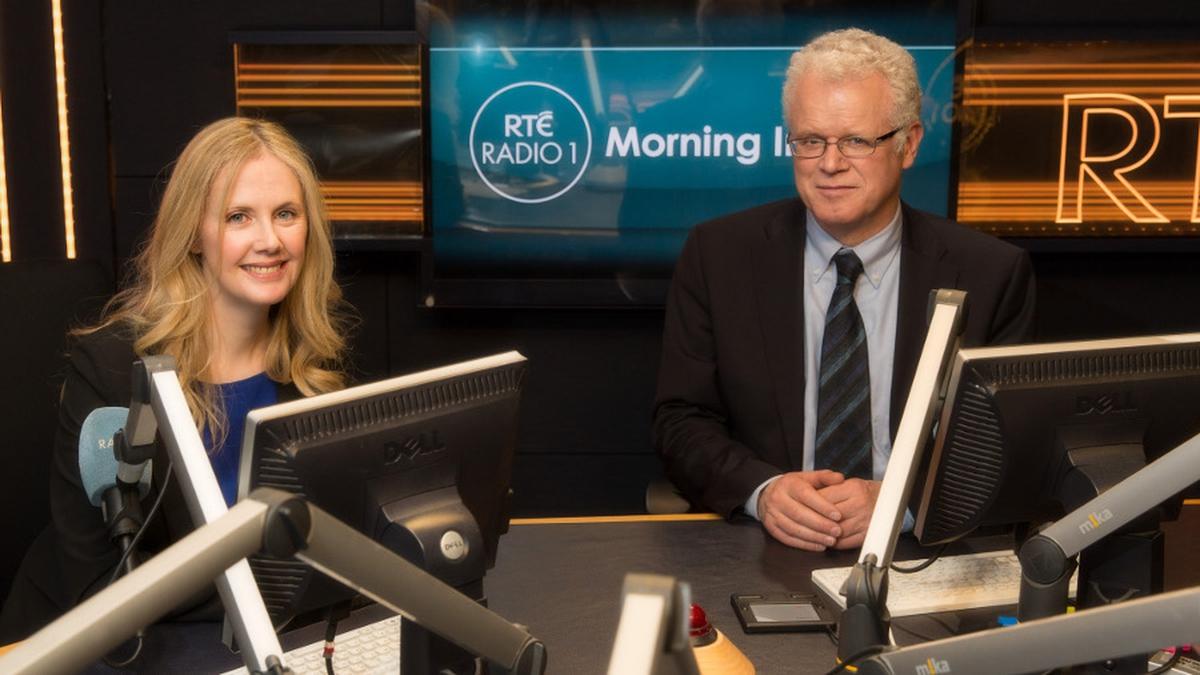 Morning Ireland Tuesday 17 May 2016