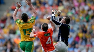 Armagh host Donegal at the Athletic Grounds