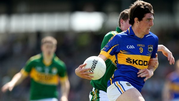 Colin O'Riordan looks set to play a part as Tipperary aim to shock the All-Ireland champions