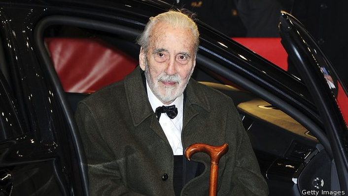 Christopher Lee, RIP