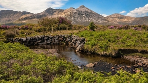 A scene from Connemara, Co Galway (Pic: Trevor Dubber)