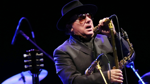 President Michael D Higgins was one of 75 people asked to record special video tributes to Van Morrison