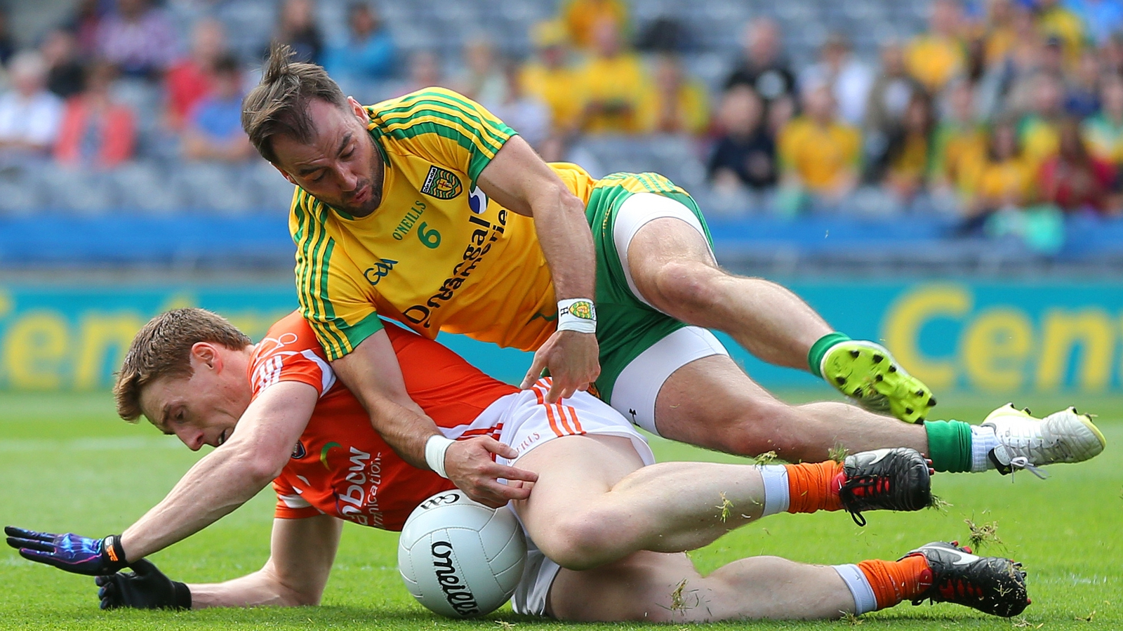 GAA digest: Lacey and McElhinney back for Donegal