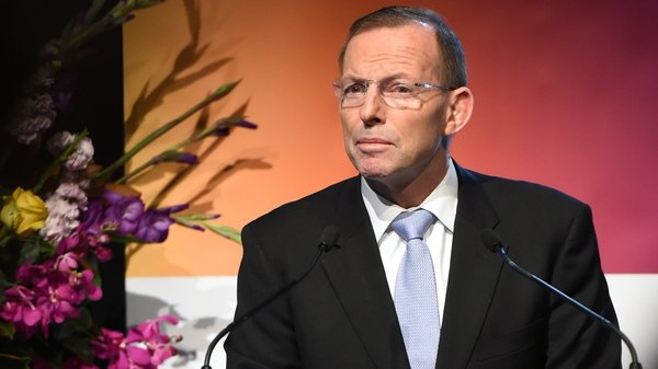 Tony Abbot said his country would do whatever was needed to stop the flow of illegal immigrants