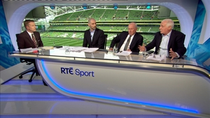 Eamon Dunphy on Scotland's equaliser: 'Mentally and collectively, a shocking goal to give away'