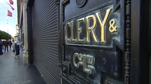 Clerys closed last year with the loss of 460 jobs