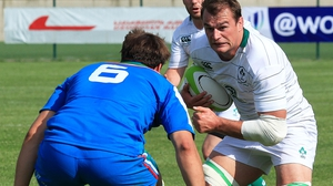 Captain Rhys Ruddock is retained in the Ireland side