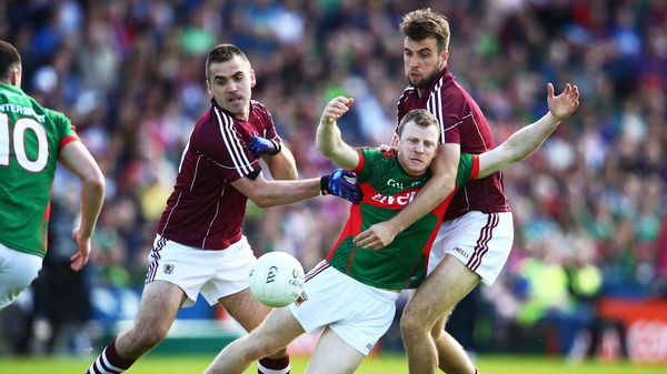 Mayo got the better of their fierce rivals in Salthill