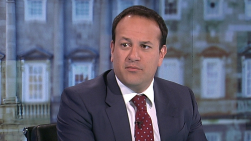 Leo Varadkar said any unethical behaviour is disappointing