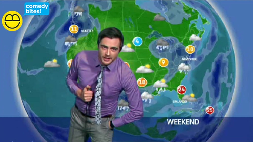 Comedy Bites: International Drinking Forecast