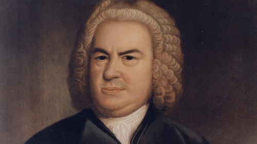 Working his way Bach to you