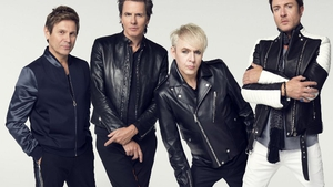 Duran Duran set to headline on Sunday at Electric Picnic