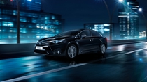 Advertorial: Toyota Avensis