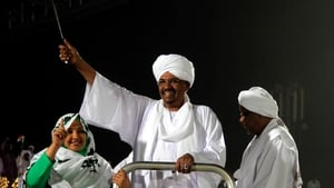 Omar al-Bashir had been attending an African Union summit of leaders in South Africa