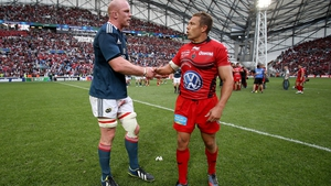 Paul O'Connell had previously confirmed that he will be leaving Munster and Ireland