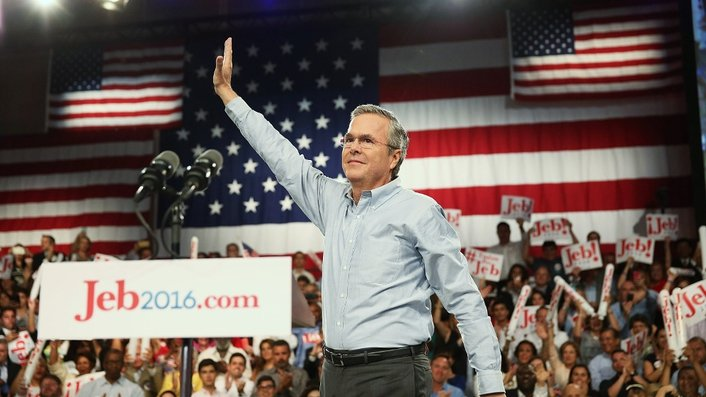 Jeb Bush announces US Presidency candidacy