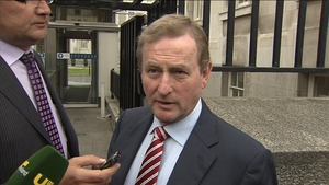 Enda Kenny says Ireland will play its part in taking migrants