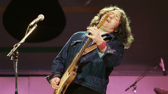 How Rory Gallagher Learned to Play Guitar