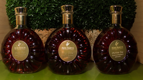 Remy Cointreau relies on its Remy Martin cognac label for the bulk of sales