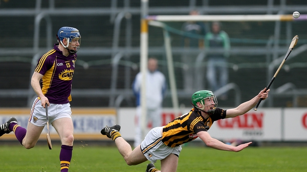 Joe Holden and Kilkenny will be out to stop Wexford from reaching a first Leinster final since 2008