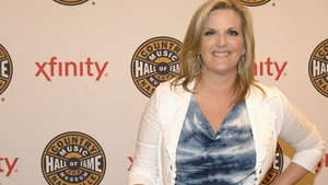 Singer Trisha Yearwood attends her autograph signing at The Country Music Hall of Fame and Museum on June 13, 2015 in Nashville, Tennessee